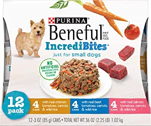 Purina Beneful Small Breed Wet Dog Food Variety Pack