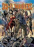 2000 AD Presents Sci-fi Thrillers