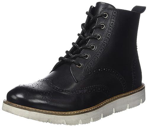fcdcf72d Kickers 518250-60-8 - Botas de Otra Piel Hombre, Negro (Negro (Noir 8)), 41  EU: Amazon.es: Zapatos y complementos