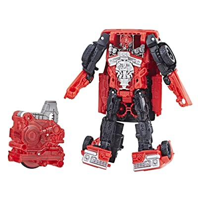 Transformers Mv6 Energon Igniters 15 Red Light 2: Toys & Games