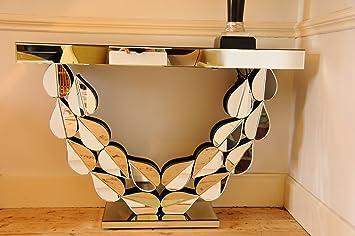 Konsolentisch Spiegelglas.Port De Soller Premium Konsolentisch Mit Spiegelglas Und