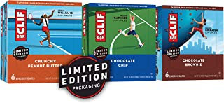 product image for CLIF BAR Energy Bars Chocolate Chip and Crunchy Peanut Butter (2.4 oz, 6 Packs, Total Bars) Packaging May Vary, Care Package, 36 Count