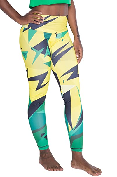 Amazon.com: Cooyah Leggings Pilates Flex Yoga Workout ...
