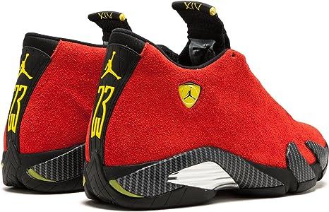 Jordan Air 14 Retro Ferrari