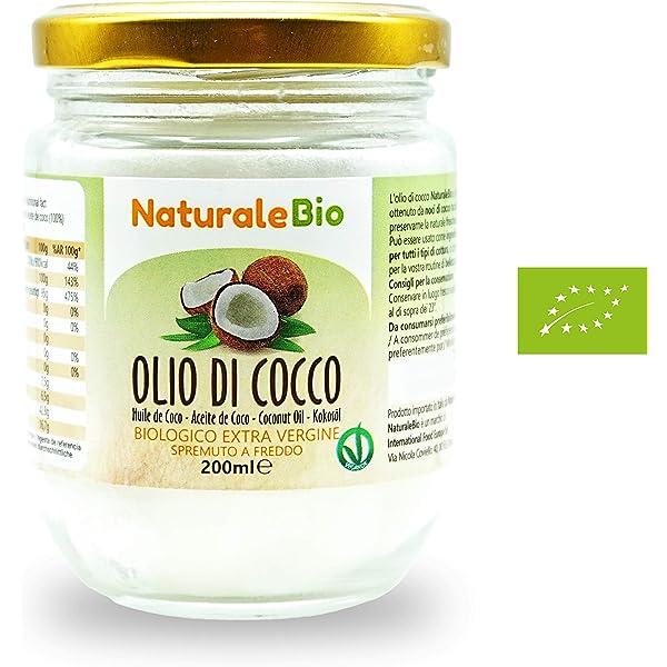 Aceite de coco extra virgen 500 ml - Crudo y prensado en ...