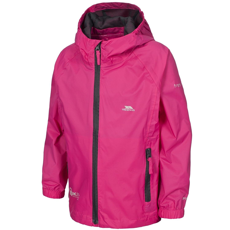 Trespass Kids Qikpac Packaway TP75 Jacket