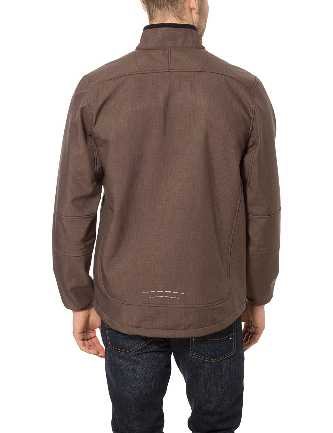 Ultrasport Stan - Chaqueta para hombre,, color XXL marrón, talla XXL color 85266a
