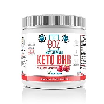 Dr Boz Keto Bhb Powder Exogenous Ketones Supplement Best Keto Supplement For Weight Loss Keto