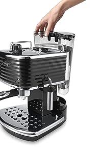 Espressomaschinen im Angebot günstig kaufen DeLonghi ECZ 351.bk Scultura