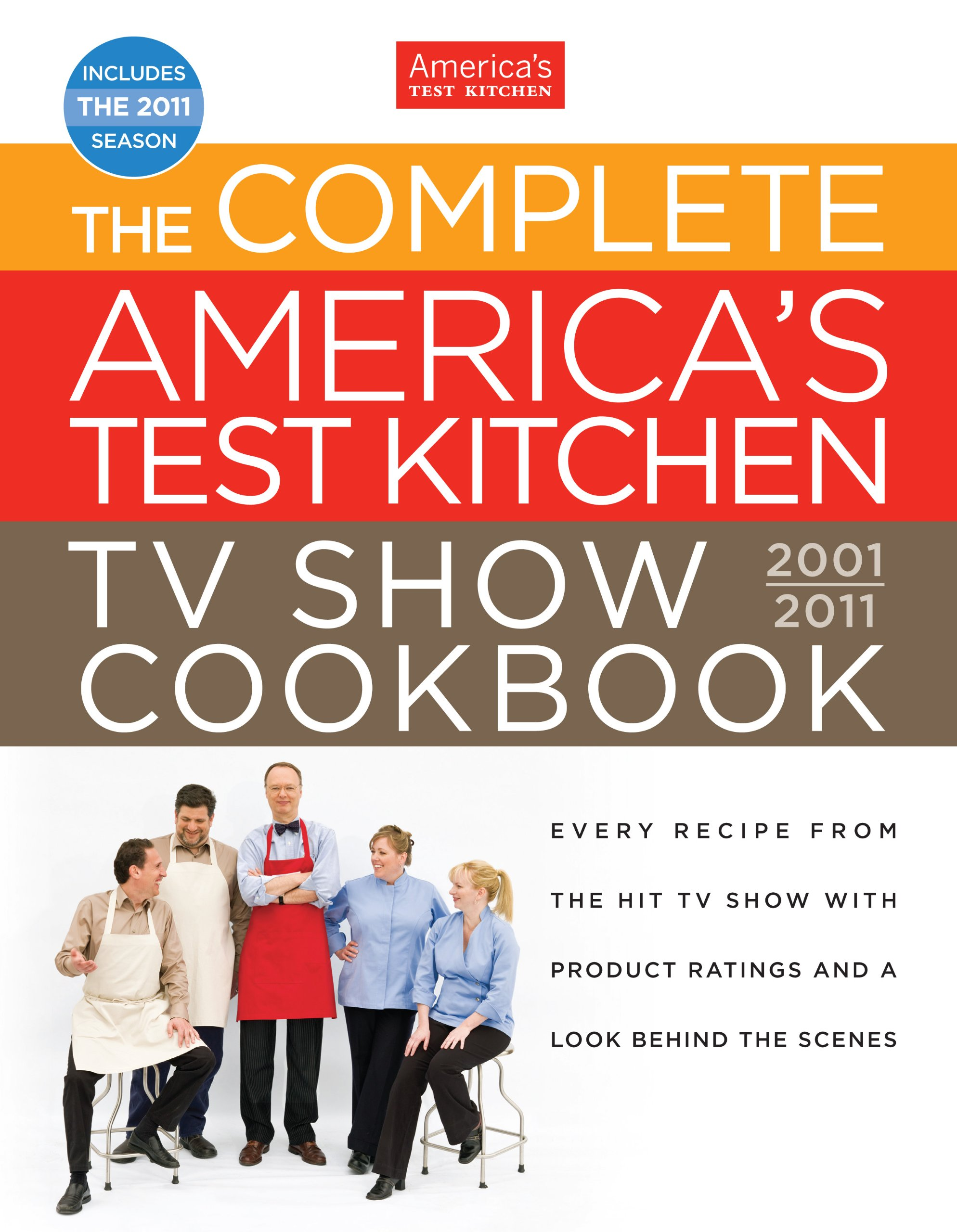 Peachy The Complete Americas Test Kitchen Tv Show Cookbook Every Download Free Architecture Designs Remcamadebymaigaardcom