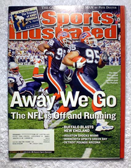 Image result for sam adams sports illustrated cover