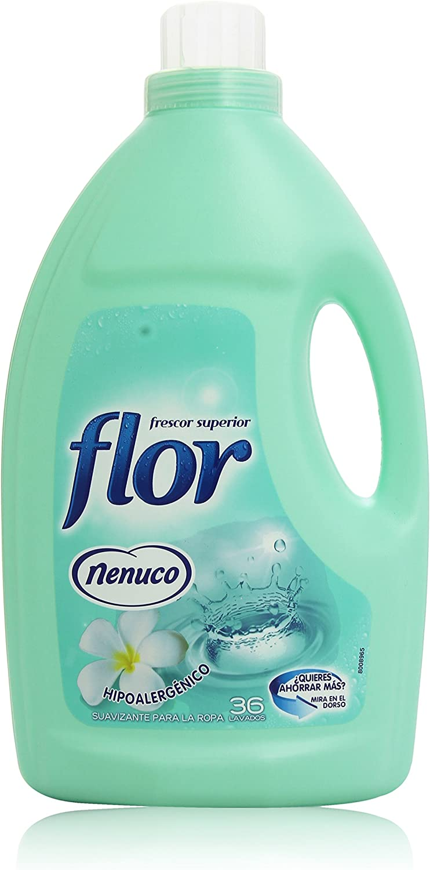 Flor Nenuco - Suavizante para la ropa - Hipoalergénico - 2196 ml ...