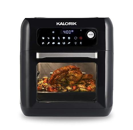 Amazon.com: Kalorik AFO 44880 BK 6 QT XL freidora de aire ...