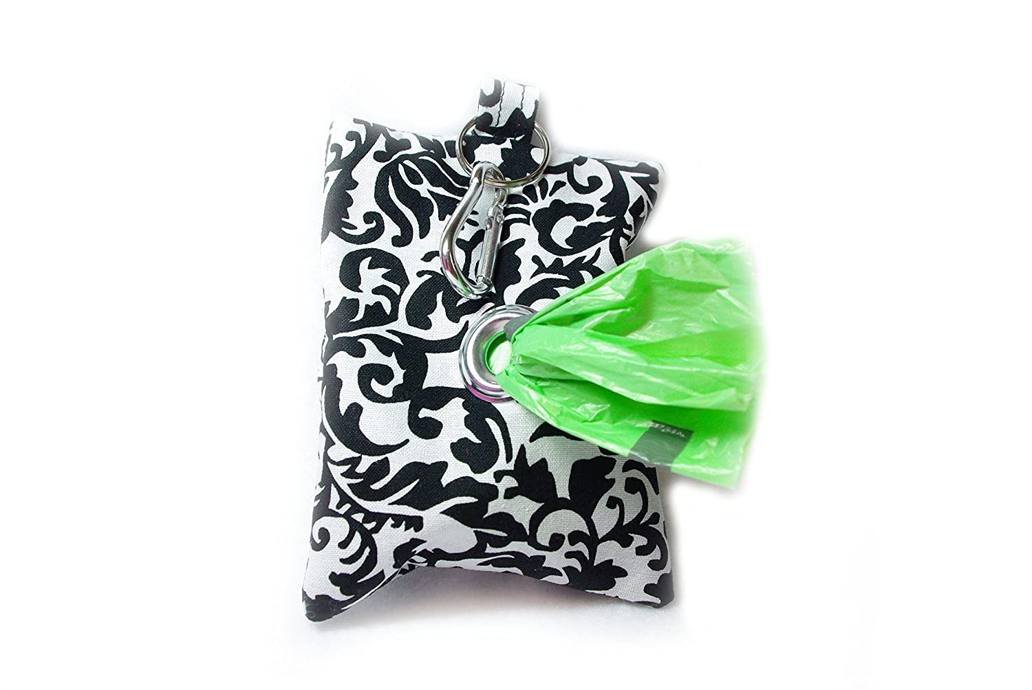 Damask - Dog Poop Bag Holder