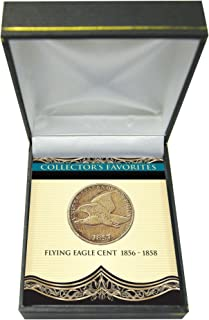 product image for American Coin Treasures Collector's Favorites Flying Eagle Cent 1856-1858 Coin
