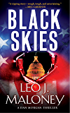 Black Skies (A Dan Morgan Thriller Book 3)