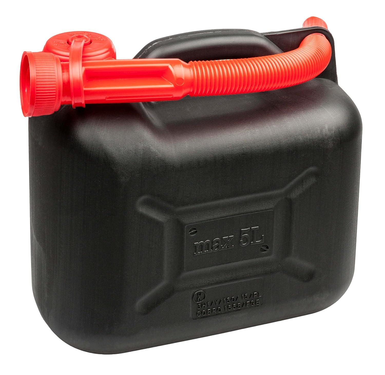 Walser 16374 Benzinkanister 20 Liter-UN-Geprüft mit Sicherheitsverschluss