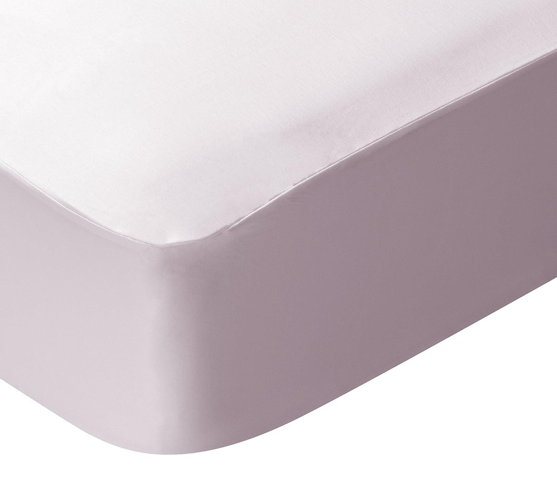 Pikolin Home - Protector de colchón Lyocell, híper-transpirable e impermeable, color rosa, 105 x 190/200 cm, cama 105 (Todas las medidas): Amazon.es: Hogar