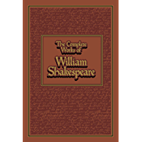The Complete Works of William Shakespeare (Leather-bound Classics) (English Edition)