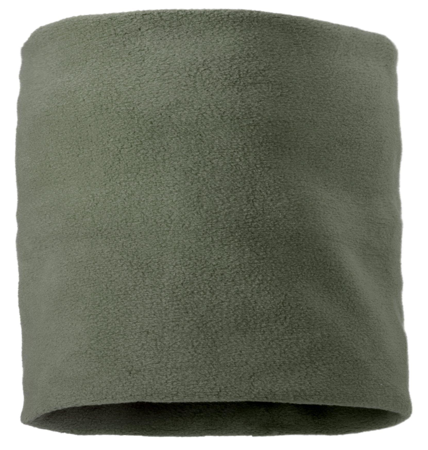 Screamer Fleece Neck Gaiter, Fatigue, One Size