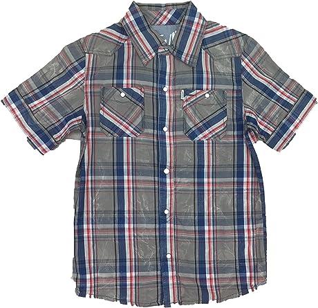 Levis - Camisa Manga Corta, Lillian, Chico: Amazon.es: Ropa y accesorios