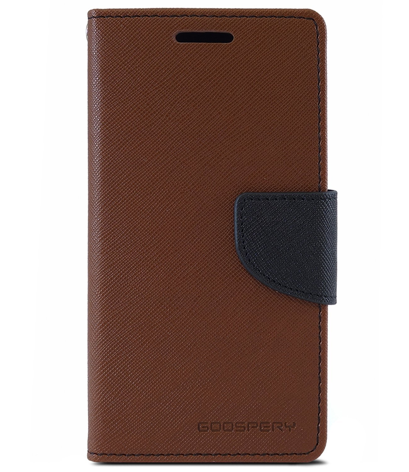 Galaxy S3 Mini Case Drop Protection Goospery Fancy Iphone 6 Plus 6s Diary Brown Black Wallet Pu Saffiano Leather Id Card Slots Cash Slot Stand Flip Cover
