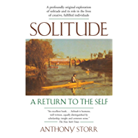 Solitude a Return to the Self (English Edition)