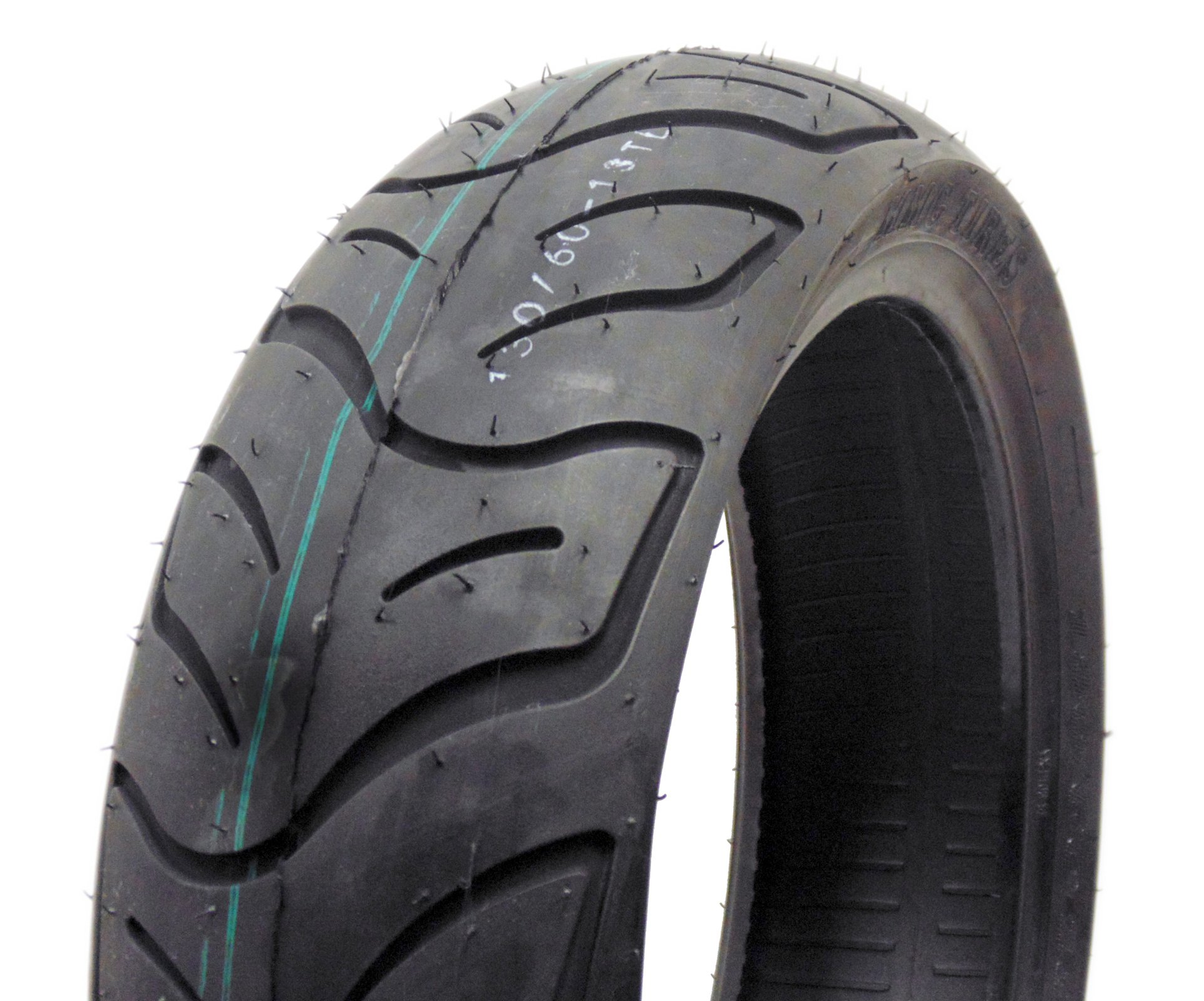 Tire 130/60-13 Tubeless Front/Rear Motorcycle Scooter Moped