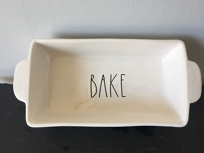 Rae Dunn Bake Dish 9x5 Rae Dunn Magenta
