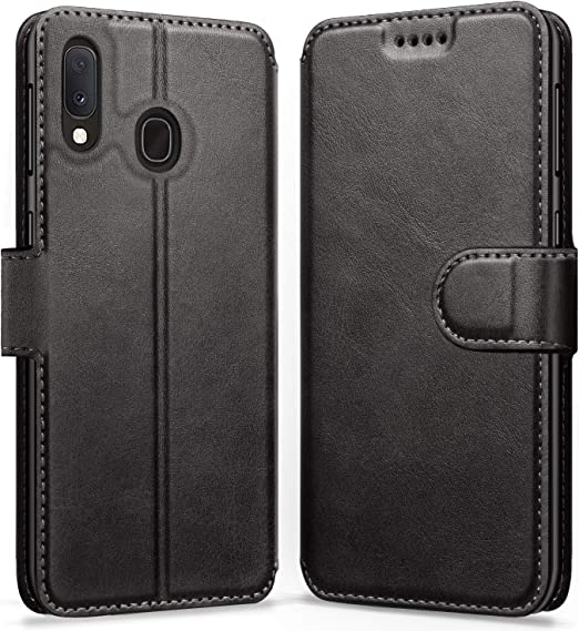 Ykooe Handyhülle Für Samsung Galaxy A20e Hülle Schwarz Elektronik