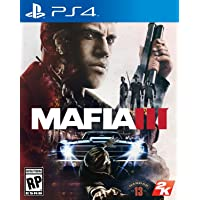 Mafia 3 by 2K Games - PlayStation 4, NTSC