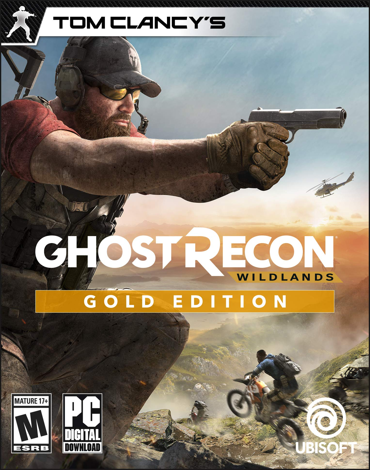 Tom Clancy's Ghost Recon Wildlands Year 2 Gold Edition  [Online Game Code]