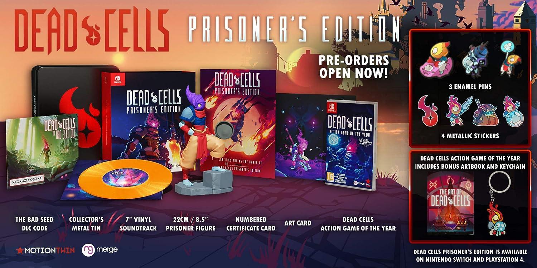 Dead Cells - Prisoners Edition: Amazon.es: Videojuegos