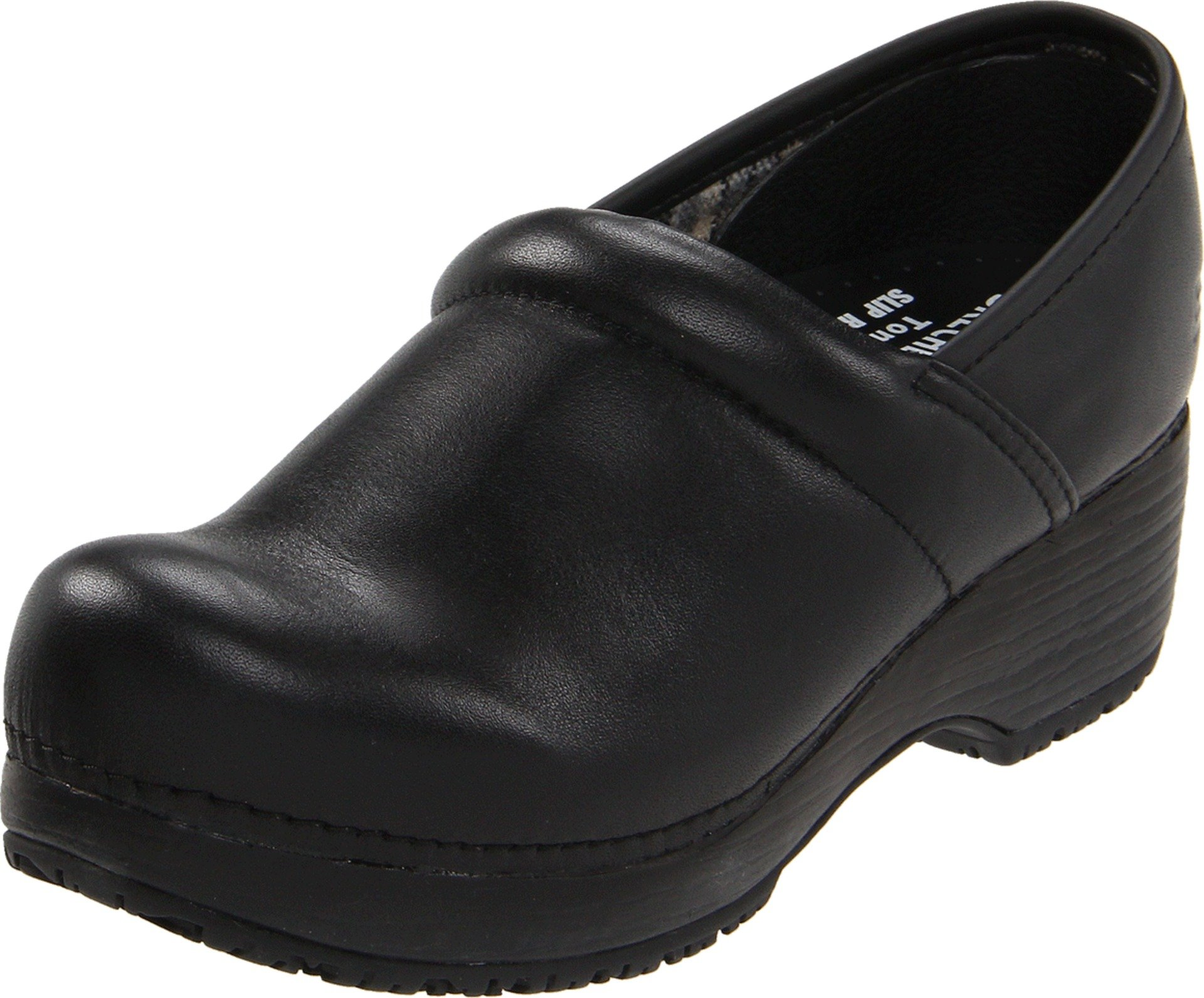 Skechers for Work Women's Clog, Black, 7.5 M US