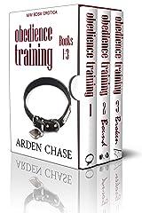 Obedience Training Bundle: Books 1-3 (Gay BDSM Erotica) Kindle Edition
