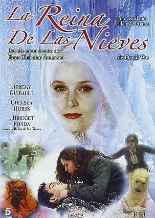 La reina de las nieves de David Wu [DVD]: Amazon.es