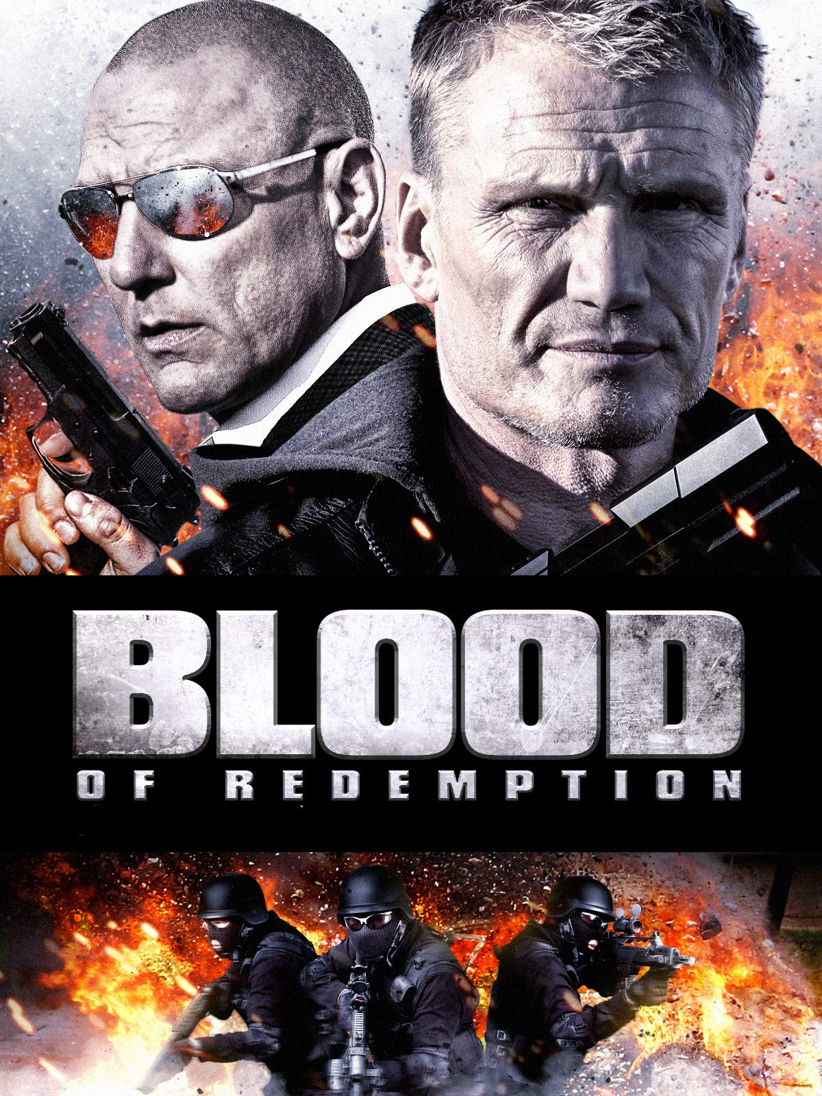 Blood of Redemption on Amazon Prime Video UK