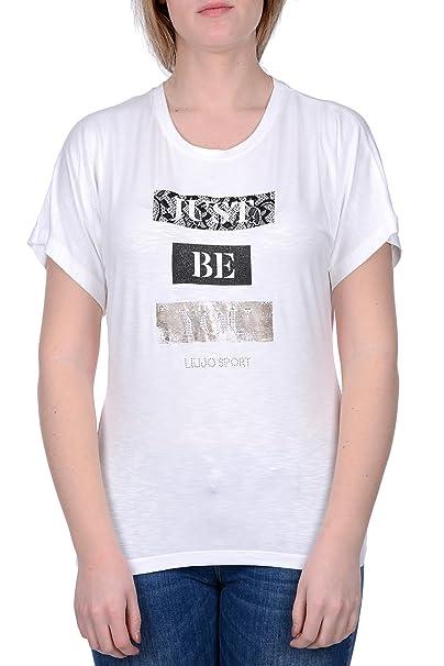 761e296d1bd7c T.Shirt Liu.Jo Sport T17085J9140 MainApps  MainApps  Amazon.it   Abbigliamento