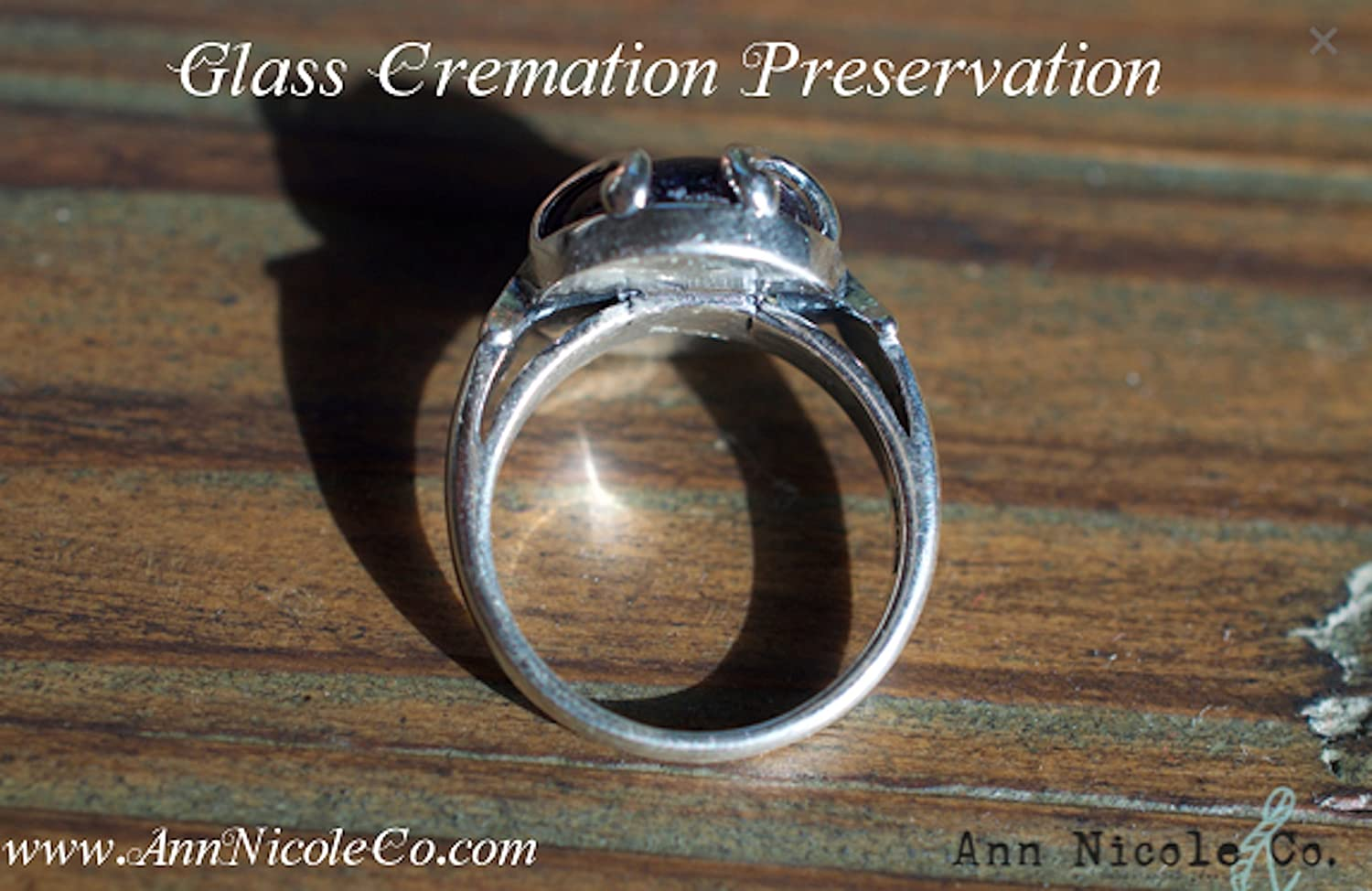 glass ariel silver dsc annnicoleco cremation rings product jewelry