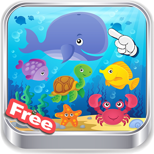 Puzzle for kids : Animals and Fishes ! Educational Puzzles Games