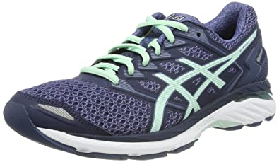 ASICS Women's Gt-3000 5 Competition Running Shoes Blue