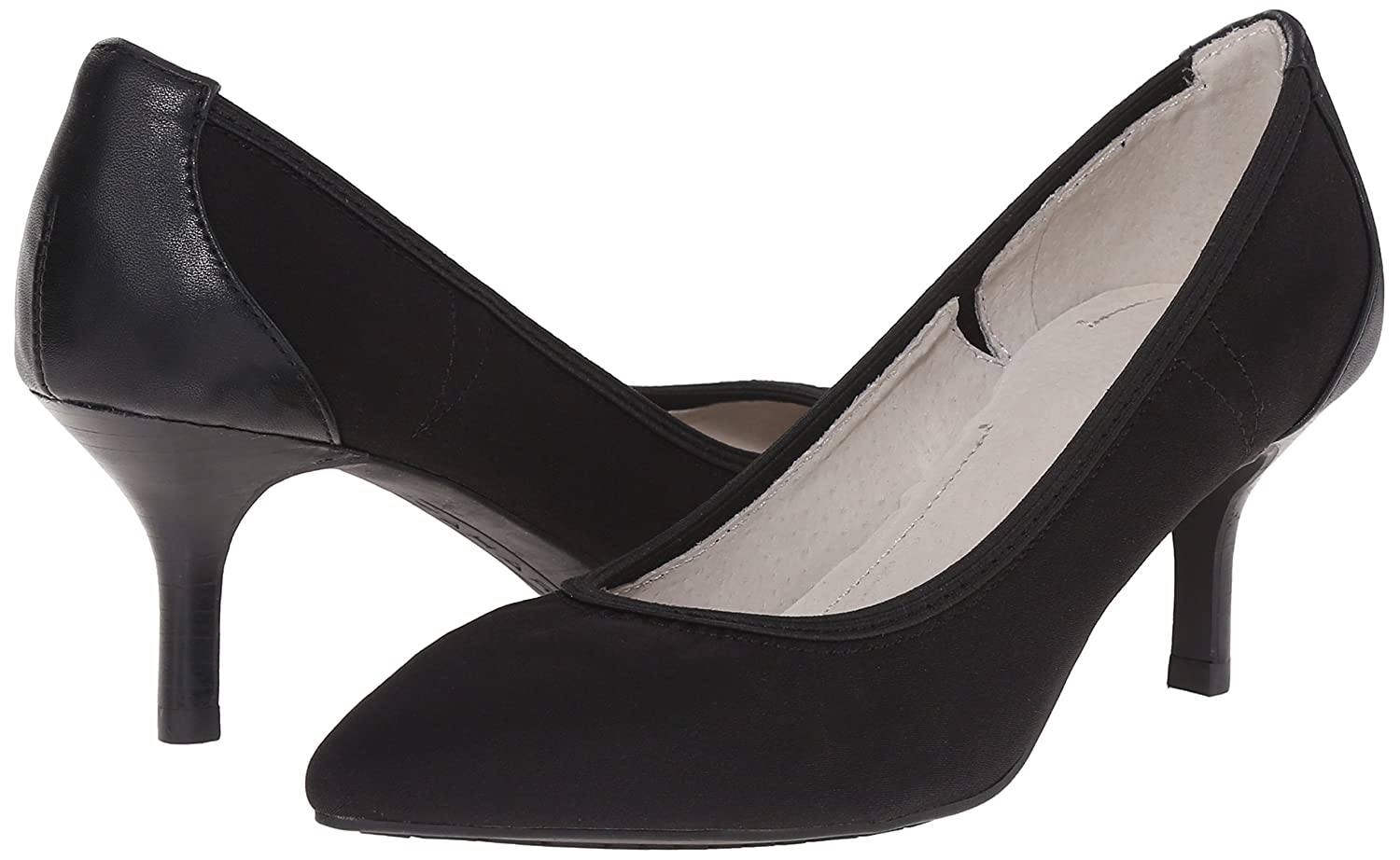 stephanie main heels comforter heel mary black casuals jane comfortable womens essence aetrex