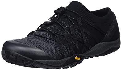 26bd503fdfba3 Merrell Women's Trail Glove 4 Knit Fitness Shoes