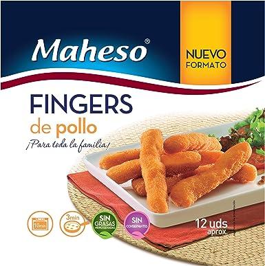 Maheso - Fingers De Pollo, 300 g: Amazon.es: Alimentación y bebidas