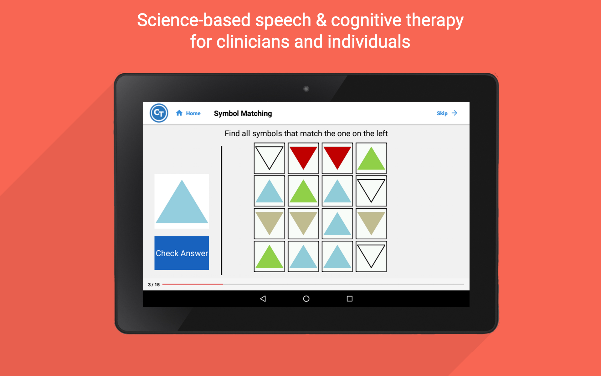 constant therapy appstore for android