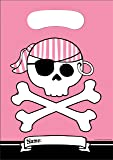 Creative Converting Pirate Parrty Girl Loot Bags