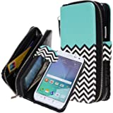Galaxy S6 ACTIVE case, E LV Samsung Galaxy S6 ACTIVE Case Cover - PU Leather Flip Folio Wallet PURSE Case Cover for Samsung Galaxy S6 ACTIVE (ONLY COMPATIBLE WITH SAMSUNG S6 ACTIVE VERSION)