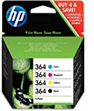 HP Ink Combo Pack B/C/M/Y No. 364, 383HPSD534EE