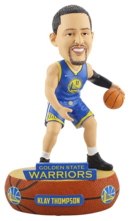 64aa9a24356 Klay Thompson Golden State Warriors Baller Special Edition Bobblehead