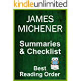 JAMES MICHENER BOOKS IN ORDER WITH SUMMARIES AND CHECKLIST: All Novels Listed in Chronological Order - Includes…